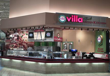 Villa-Pizza